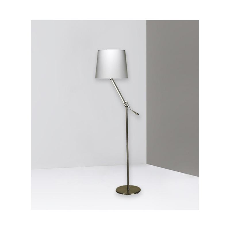 Lampadaire Inclinea Led Sur Socle - Lampes design