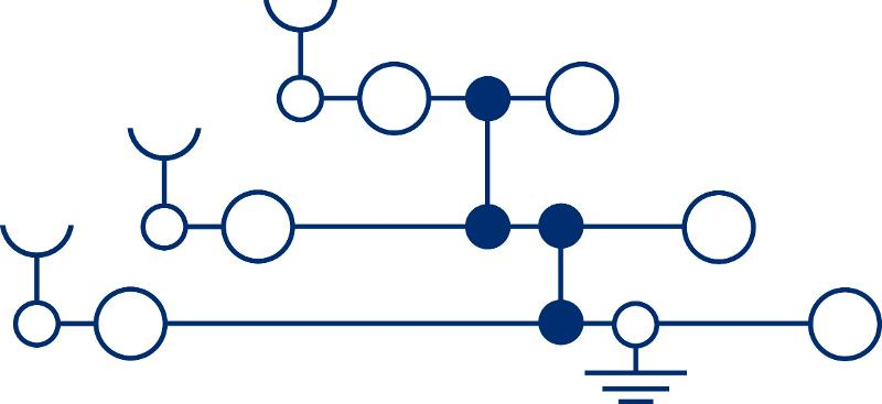 PIKD 2,5/SV/PE GNYE | Dreistock-Initiatorenklemme|Mehrleiterklemme - null