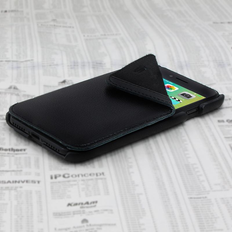 Opis mobile garde - Patented luxury leather cases for all iPhone models