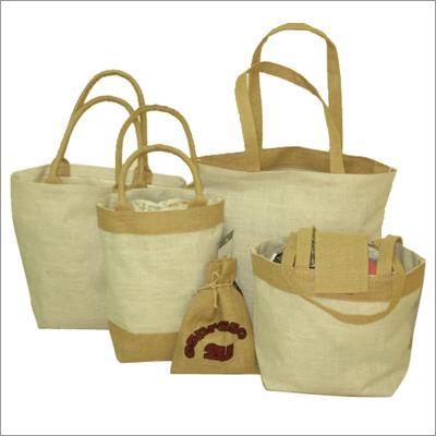 Jute Handbags  -