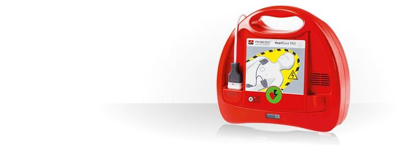 Professional defibrillators for emergency medicine