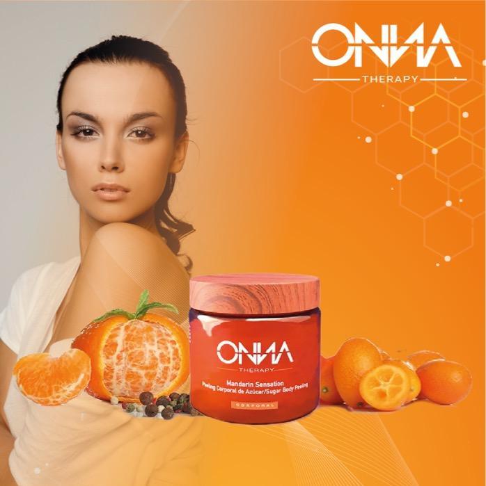Mandarine Sensation  - Peeling Corporal 500 ml