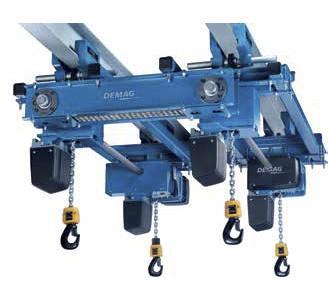Paranchi a catena - Prestazioni ed affidabilità elevate  - Paranchi a catena
