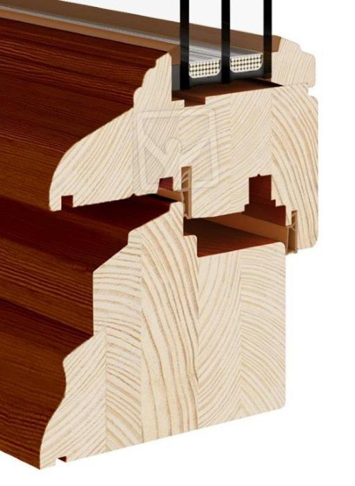 Wooden Windows | Traditional - Turn & Tilt - Traditional-Wood-Turn & Tilt Window