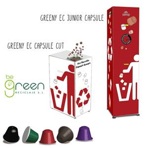 Máquinas de Reverse Vending - Reciclaje de Cápsulas de Café -