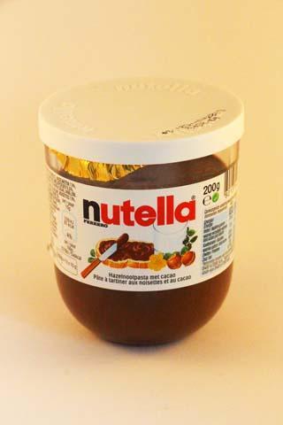 Ferrero Nutella 200gr -
