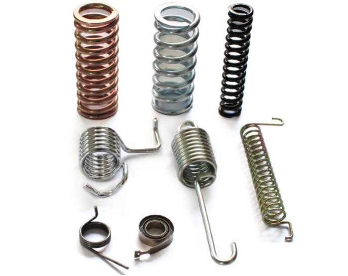 Custom Steel Wire Springs - Custom Steel Wire Formed Springs,Brake springs,Disc Springs