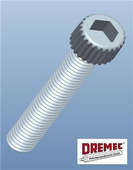 Hex socket head screw - null
