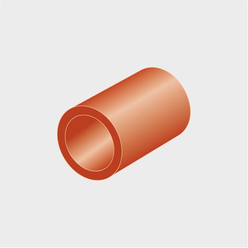 Abschottungssysteme Systemkomponenten - ZZ-Schalungsrohr (Ø 75, Länge 100 mm)