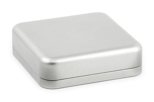 Quadratische Blechdosen - Veredelungen ab 100 Stück