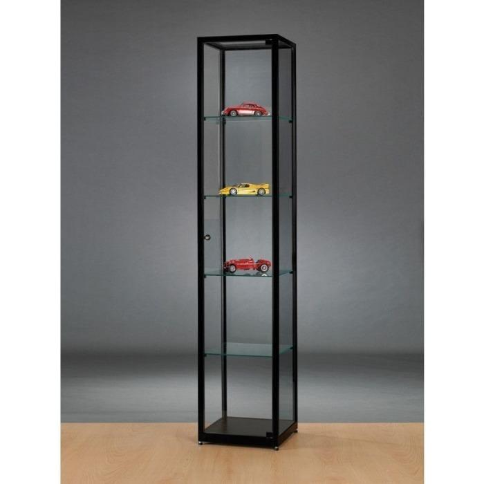 Standing display cabinet  - Retail display cabinet