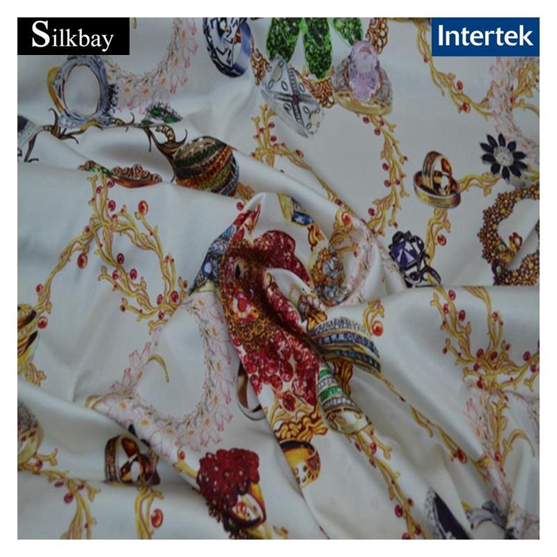 Silk Satin Fabric - Pure Silk Fabrics