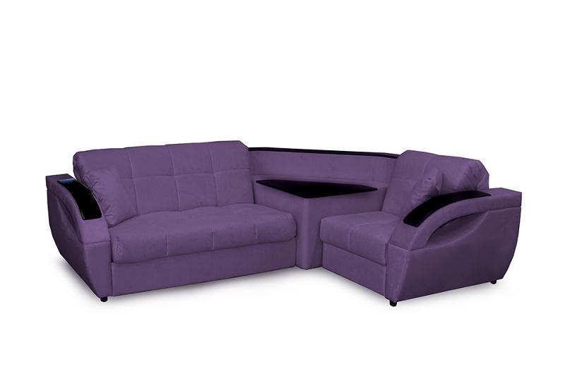 "Corner Sofa ""Bridge"" Standard Option 1 - Upholstered furniture in Moscow"
