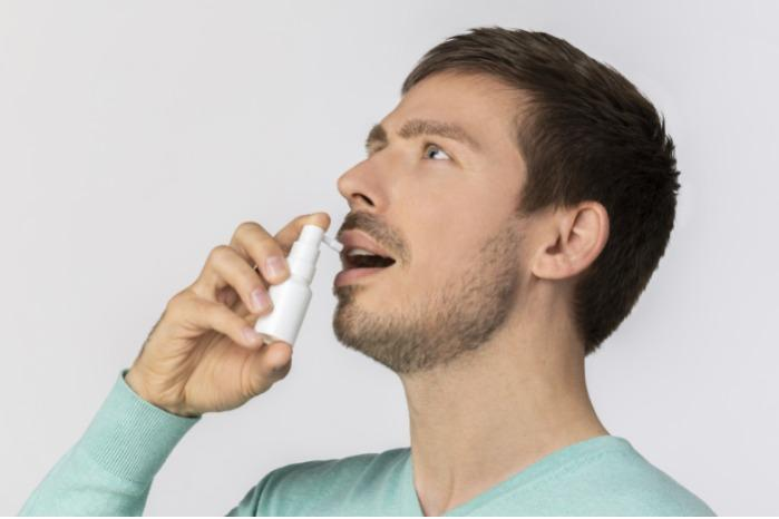 Rachenspray 3K®-System - non-airless