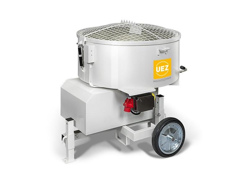 Compulsory Mixer up to 180 litres ready mix - UEZ ZM 200