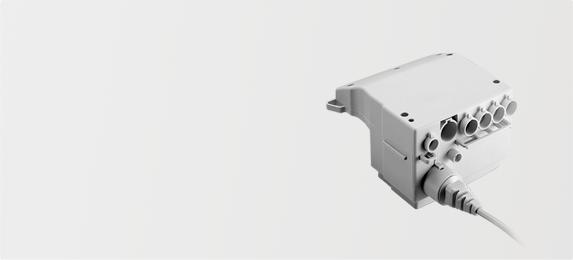 Boîtiers de contrôle - Boîtier de Contrôle CB9 CARELINE Basic