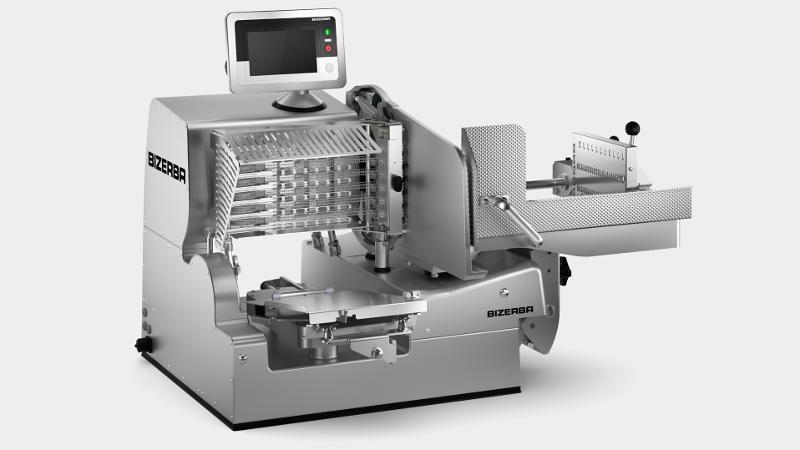 Automatische Vertikalschneidemaschine VSI - null