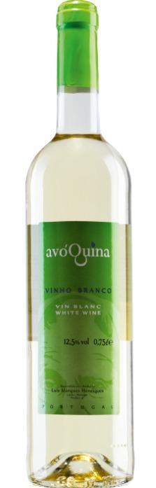 AvóQuina Branco - 750ml | Vinho Branco