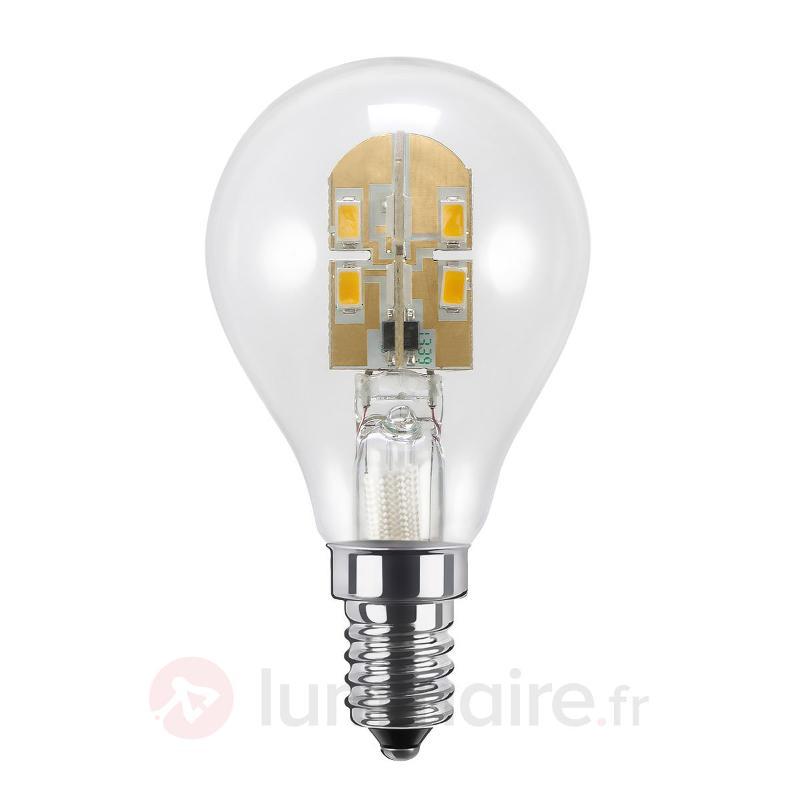 Ampoule goutte LED E14 3,5W 826 dimmable - Ampoules LED E14