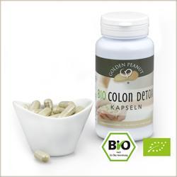 Bio Colon Detox Kapseln - Bio-Produkte