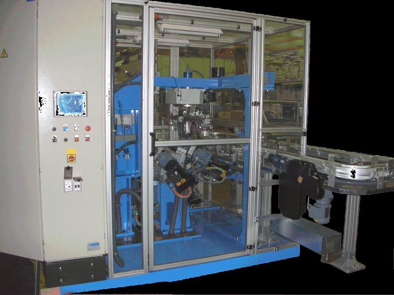 Perceuse pour fonderie aluminium - machines usinage
