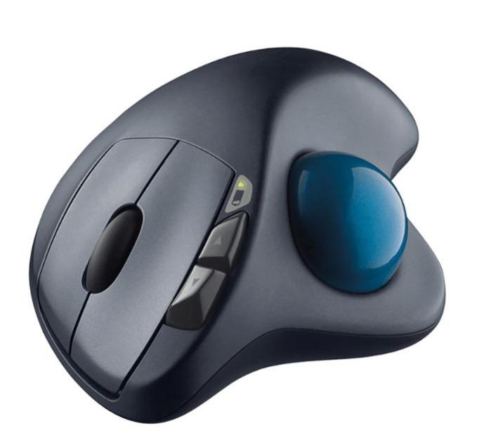 Periferiche informatiche - Mouses - Logitech Mouse 910-001799 M570 nero