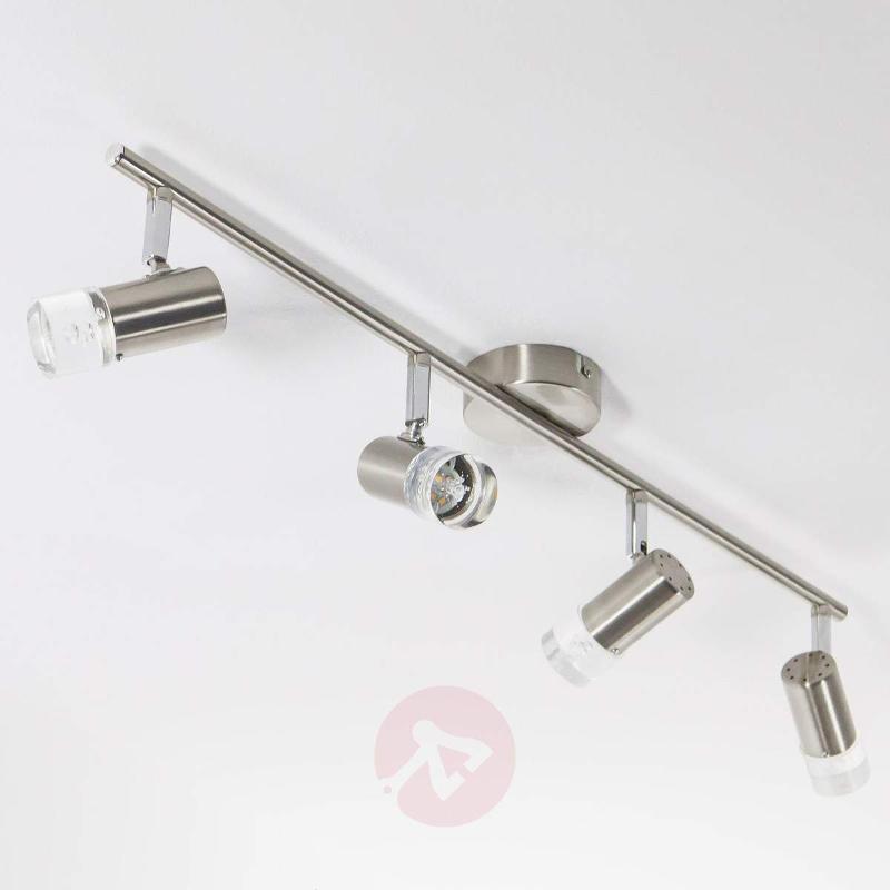 4-light elegant LED ceiling lamp Bane - Indoor Lighting