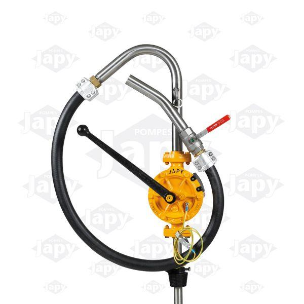 Atex Manual Pumps Equipped For Solvents - Manual Pump