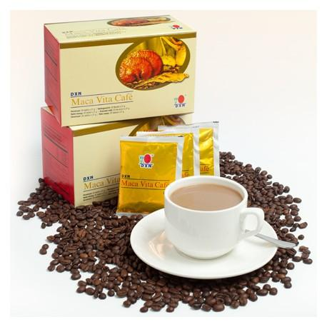 Caffè al ginseng con ganoderma