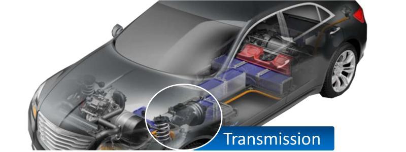 Fabrication de pièce pour transmission - Fonction