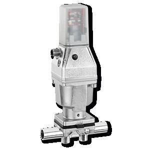 GEMÜ 651 - Мембранный клапан с пневмоприводом