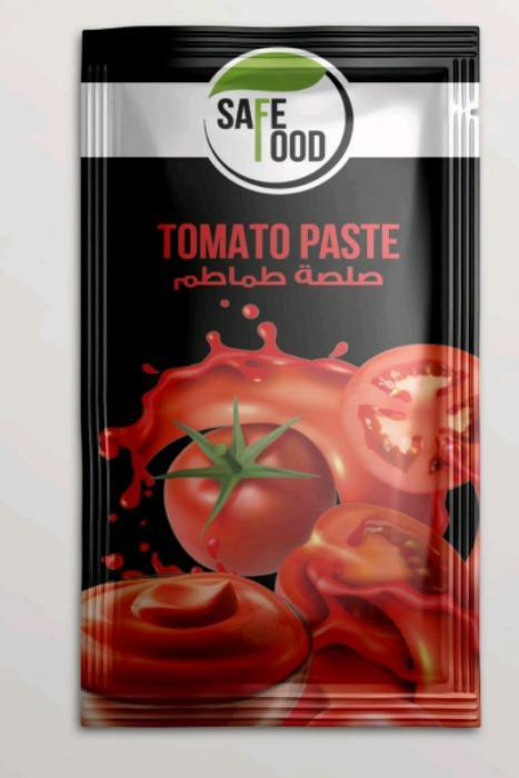 Tomato Paste 28-30% - Tomato Paste
