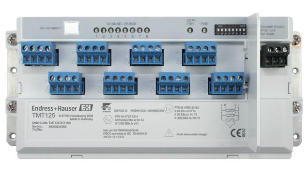 Temperature mesure Thermometres Transmetteurs - transmetteur temperature iTEMP TMT125