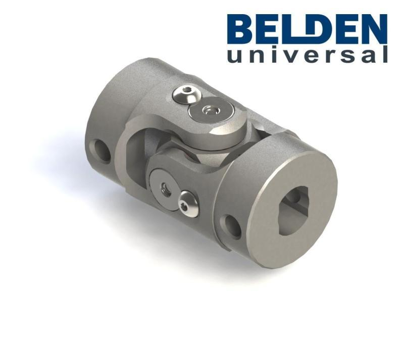 BELDEN Needle Bearing Precision Universal Joints  - Cardan Joints, U Joint