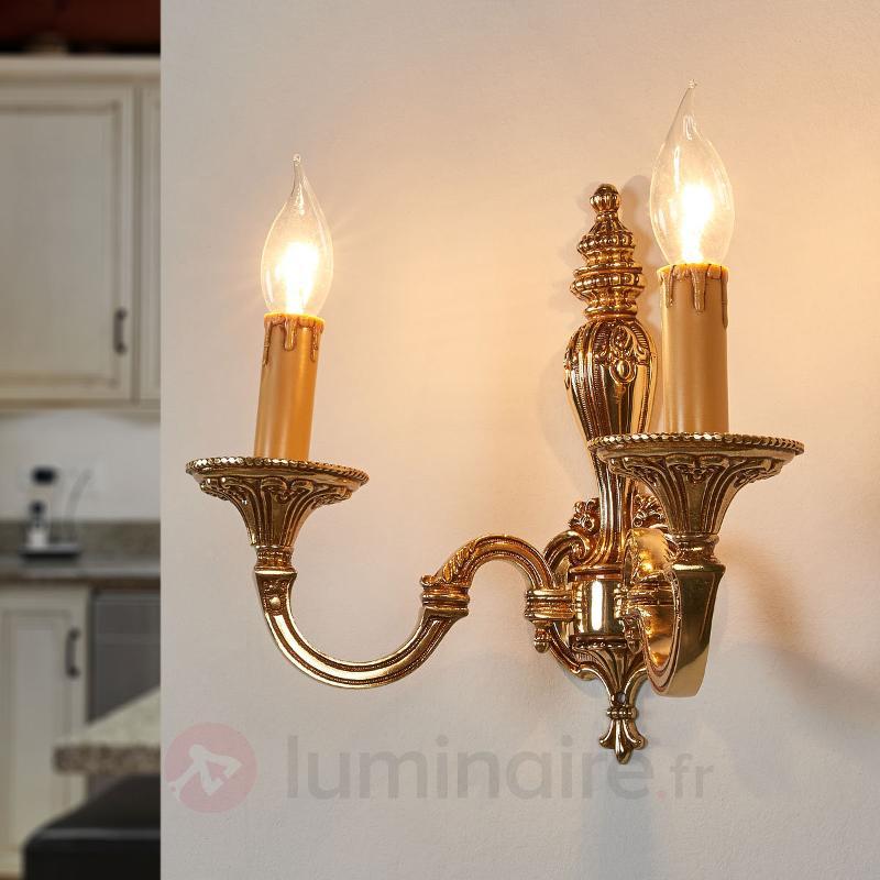 Applique Versalles à 2 lampes - Appliques classiques, antiques