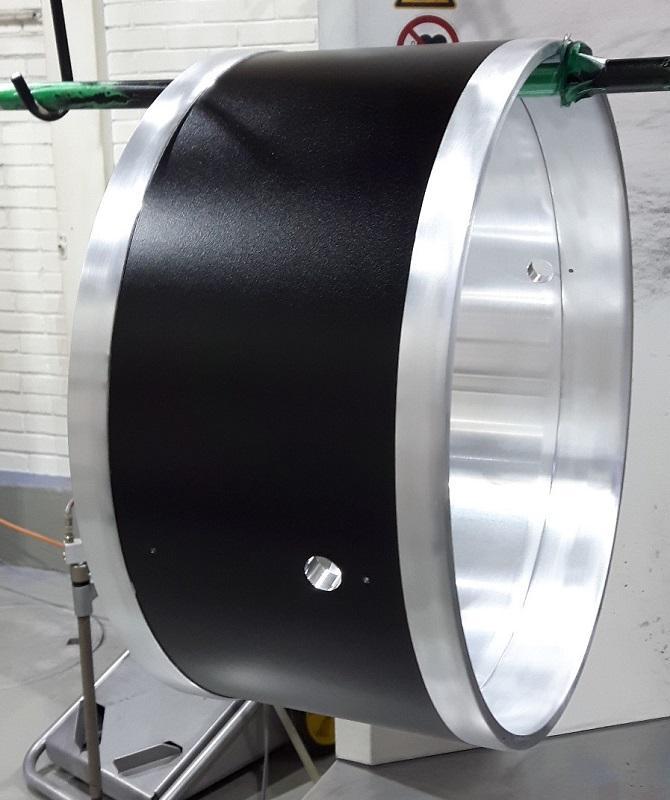 Schweißrohre für elektrische Anlagen - Wir arbeiten nach ISO 3834-2 und anderen Zertifikaten (auf der Website verfügbar