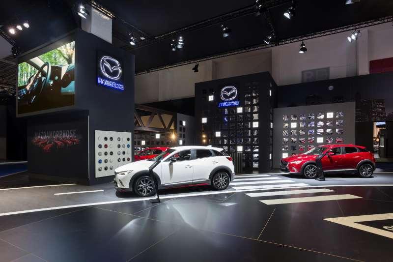 Mazda - Project - Salon : Autosalon