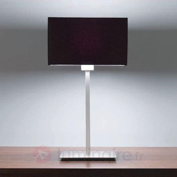Élégante lampe à poser PARK LANE - Lampes à poser en tissu