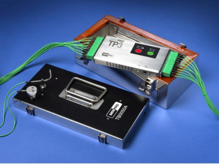 DATAPAQ AutoPaq Paint Temperature Profiling Kit - Thermal profiling for paint, adhesive, sealant cure in the automotive industry