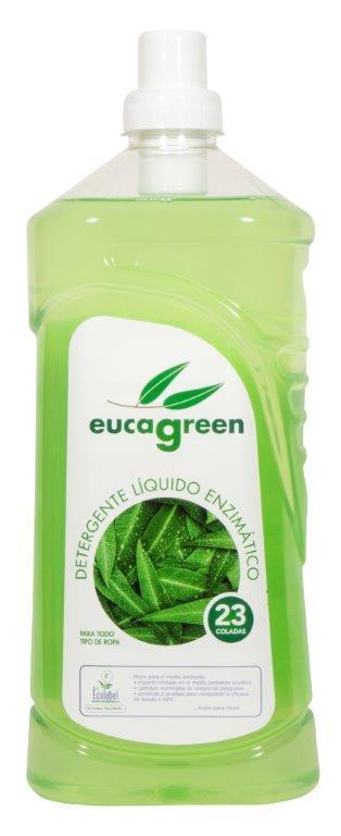 eucagreen - detergente ecológico