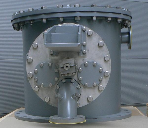 Reaktor, oczyszczanie wody balastowej - spawane konstrukcje dla przemysłu offshore