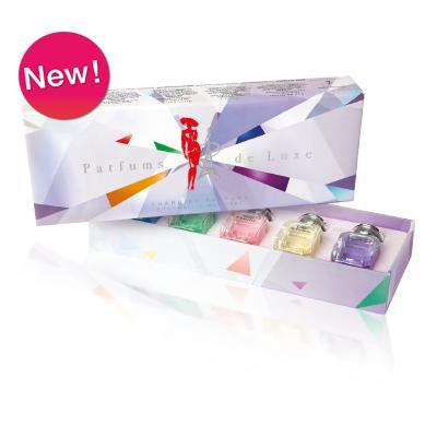 Parfums de Luxe - Re PL5 - Coffrets de Miniatures