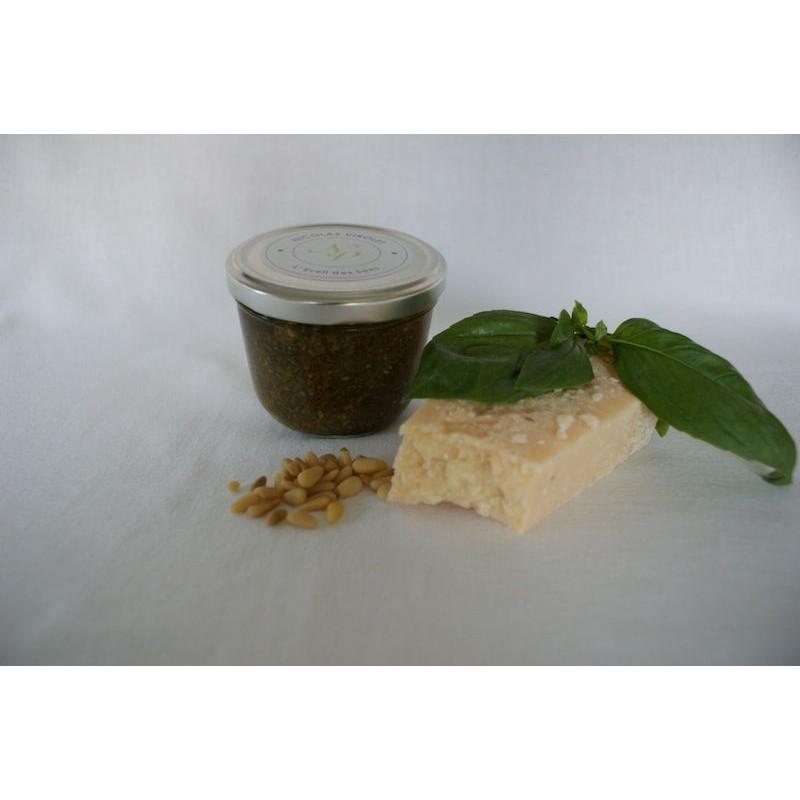 18 Bocaux TERRINES en verre 230 ml  - avec capsule incluse TO 82 mm