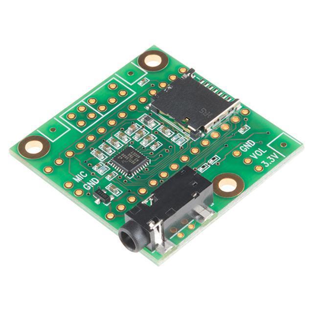 TEENSY AUDIO BOARD - SparkFun Electronics DEV-12767
