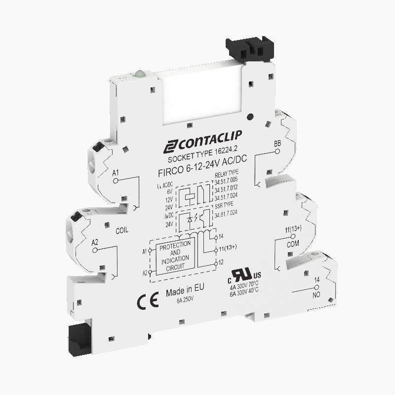FIRCOU 1/240V AC | Kompaktes Interface-Relais (IRC)  - null