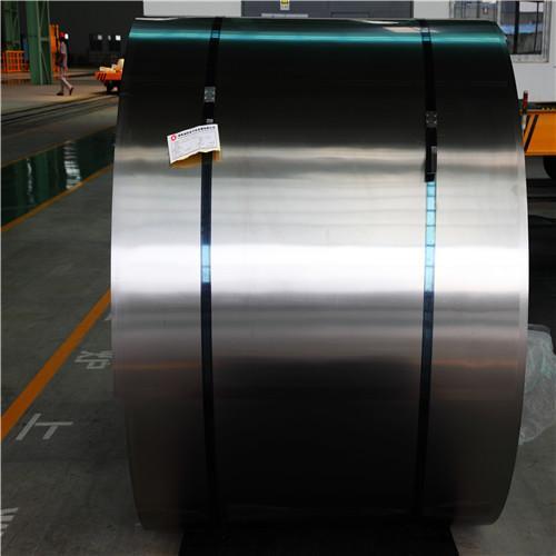 Bobina de titanio - Grado 1, laminado en frío, grosor de 0.4 mm