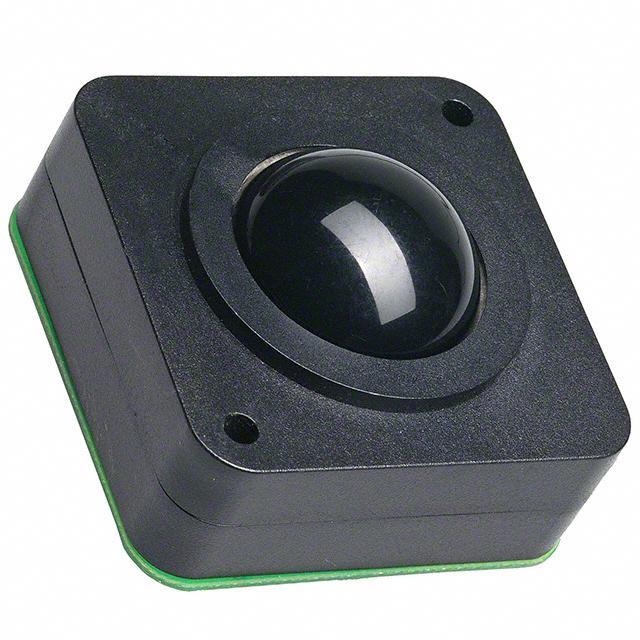 "TRACKBALL 1"" USB BLK - APEM Inc. LP1007EXXH00"