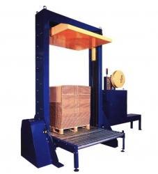 Omsnoeringsmachines voor palletladingen - Automatische omsnoeringsmachines UNIVERSAL