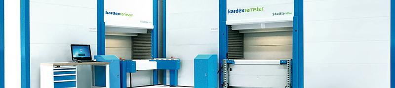 Kardex Remstar Shuttle XPlus - Vertical Lift Systems