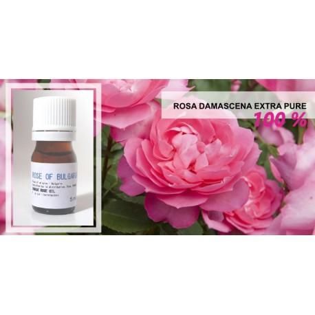 Huile de rose damascena de bulgarie - 5ml - Huiles de rose